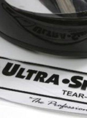 Ultra Shield Tearoffs: Vega Trak, Bell 281,Zamp shields/Pyrotect