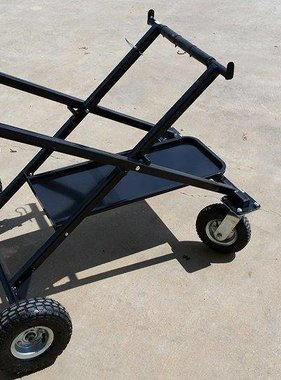 RLV RLV Roll-Around Kart Stand (Black Tray)