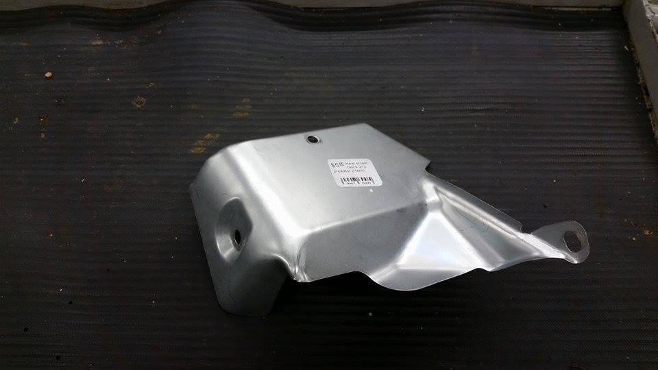 Predator Heat shield (Predator Hemi 212cc Block)
