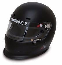 Impact Adult Medium (Flat Black) Charger Impact Helmet (SA2010)