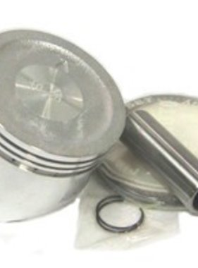 Predator OEM Dish Piston kit  (Predator 212cc) New!