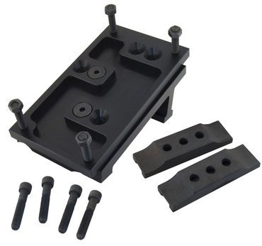 JC Specialties 15 deg Int. Motor Mount (Black Rhino)