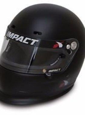 Impact Adult Large (Flat Black) Charger Impact Helmet (SA2010)