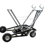 Hepfner Racing Products Streeter Black Super Lift/Stand lift only