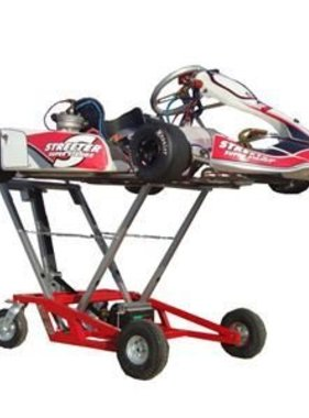 Hepfner Racing Products Streeter Red Super Lift/Stand lift only