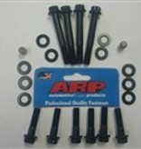 EFR Bolt Kit, ARP 12-Point Head, Chromoly Steel, Black Oxide : GX160 & GX200, 6.5 Chinese OHV, 212 Predator