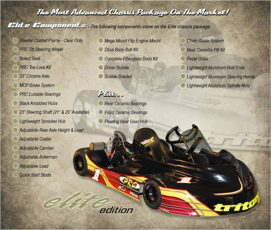 Phantom Racing Chassis Recon 'Elite Edition' Package