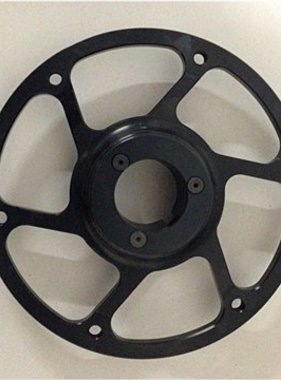 Xcel Xcel Lightweight 4 Bolt Floating Gear Hub