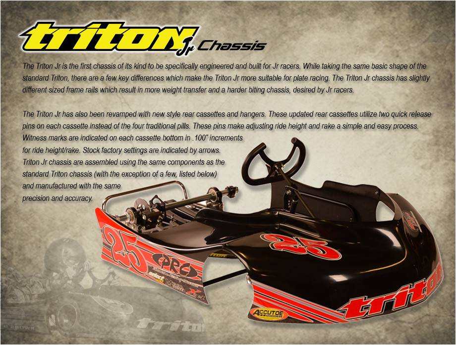 Phantom Racing Chassis Triton Jr 'Elite Edition' Package