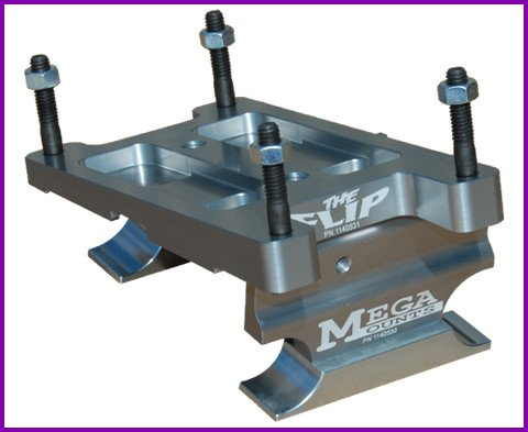 Phantom Racing Chassis Motor Mount (Complete Flip Mount for Recon Chassis)