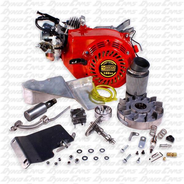 Ducar Clone Engine Kit (unassembled)