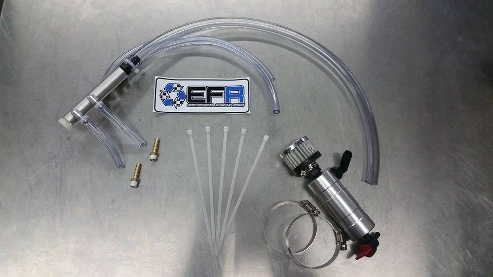 EFR Crank Case Breather system (Pro Stock/Mod/Open motors)