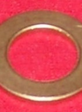 E-Racer Karts king pin bolt washers 1/2