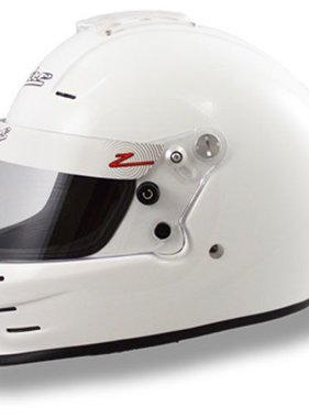 Zamp Zamp RZ-34Y Gloss White Youth Racing Helmets 56cm
