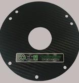EFR Composites EFR Carbon Fiber Flywheel Cover