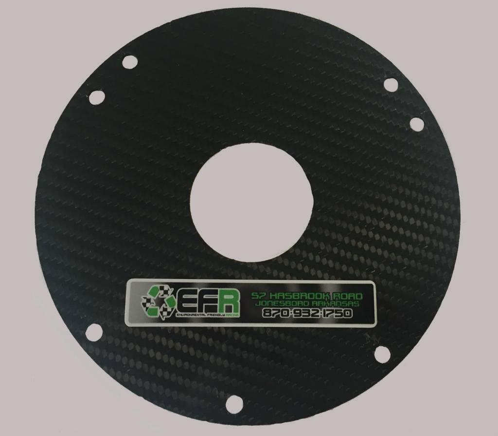 Efr Carbon Fiber Flywheel Cover