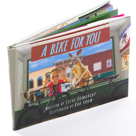 'A Bike For You' Hardback