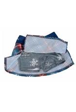 InknBurn INKnBURN Skirt - Winter Plaid