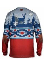 InknBurn INKnBURN LS Tech Shirt (M) - 2018 Holiday Sweater