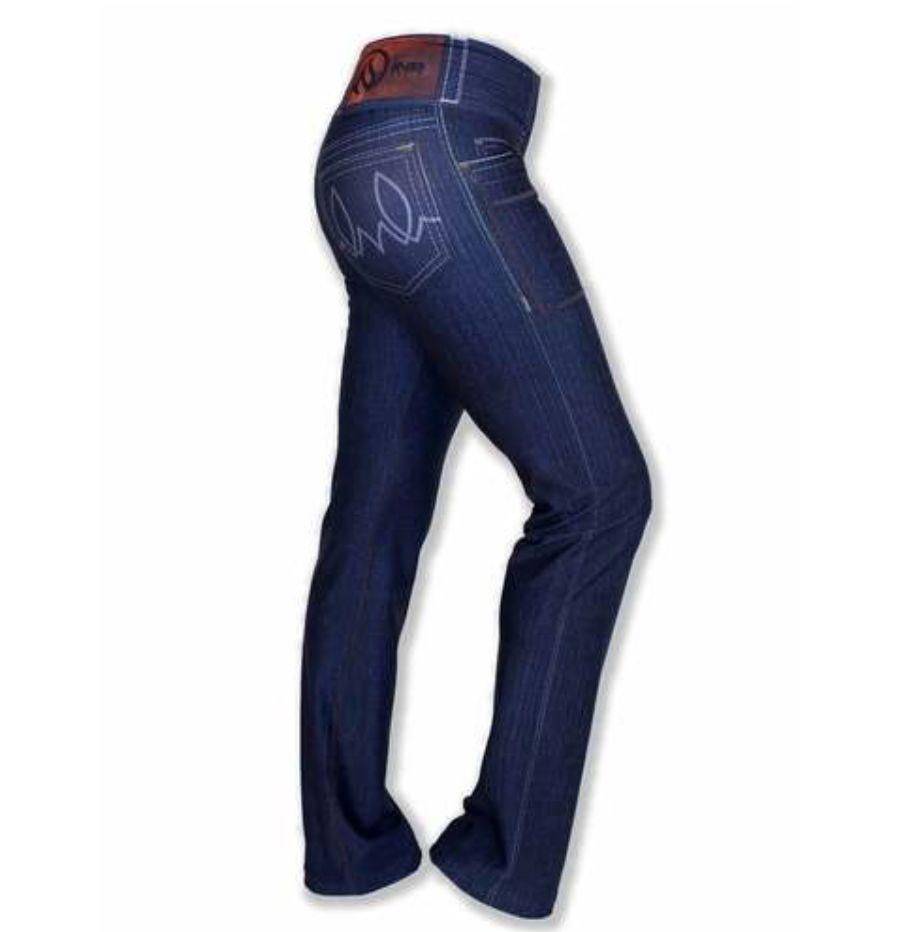 InknBurn INKnBURN Pants - Indigo Blue Jean