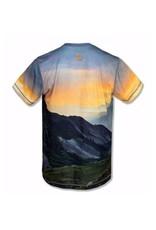 InknBurn INKnBURN Tech Tee (M) - Kendall Peak