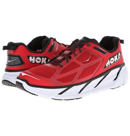 HOKA One One Hoka One One Clifton 1 - The OG (M)* True Red/Black Size 8
