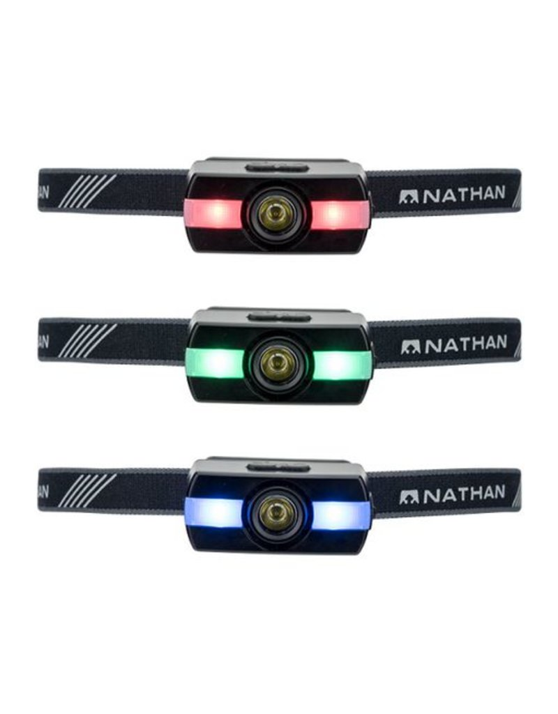 Nathan Sports NATHAN Neutron Fire Runner's Headlight - Black