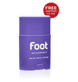 Body Glide Foot Glide Anti-Chafe Balm - Travel Size (0.8oz)