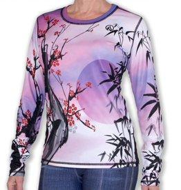 InknBurn INKnBURN LS Tech Shirt (W) - Zen (Size XL)