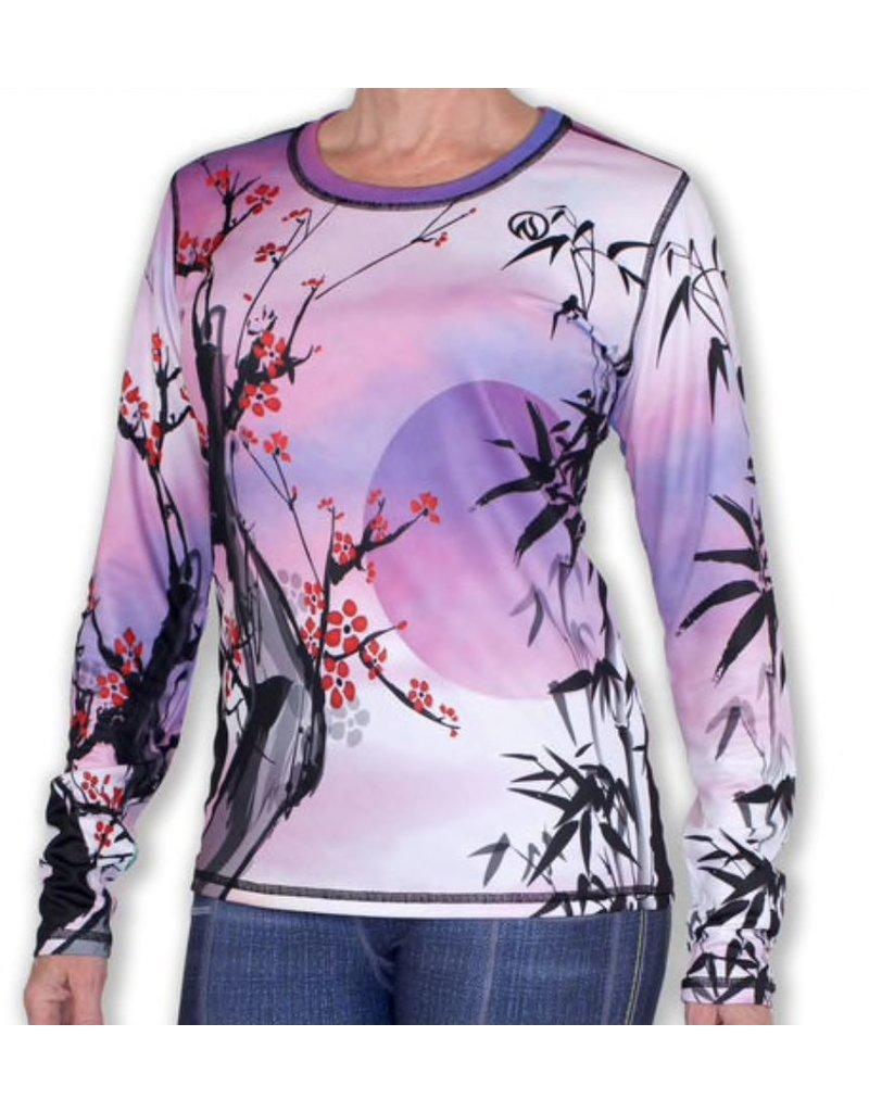 InknBurn INKnBURN LS Tech Shirt (W) - Zen