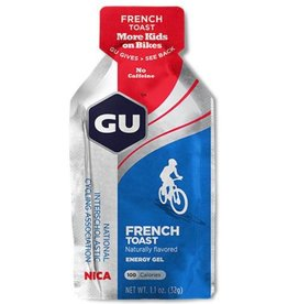 GU Energy Labs GU Energy Gel French Toast 1.1oz