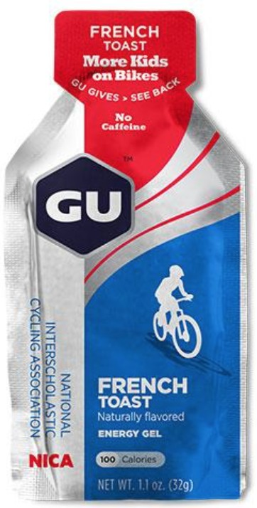 GU Energy Labs GU Energy Gel French Toast 1.1oz