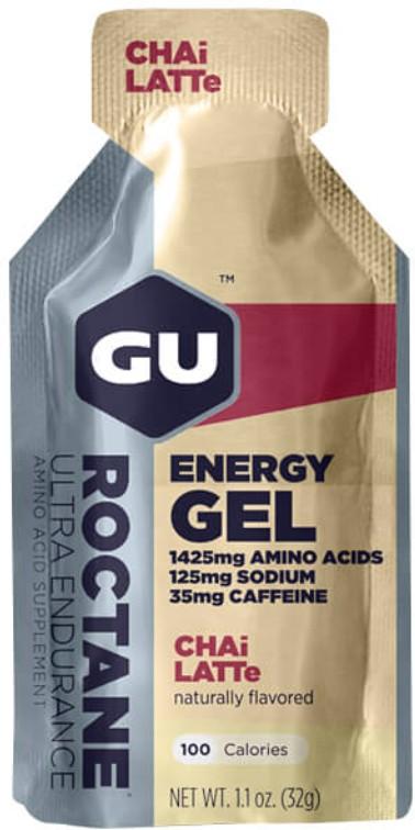 GU Energy Labs GU Roctane Gel - Chai Latte