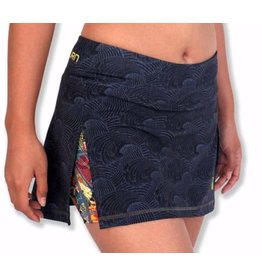 InknBurn INKnBURN Skirt - Wave Denim