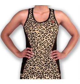 InknBurn INKnBURN Singlet (W) - Leopard