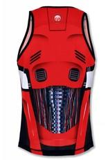 InknBurn INKnBURN Singlet (M) - Red Robot