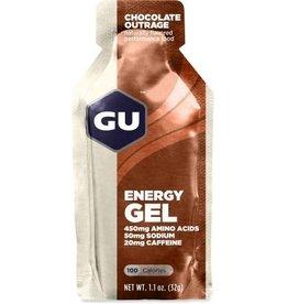 GU Energy Labs GU Energy Gel Chocolate Outrage 1.1oz