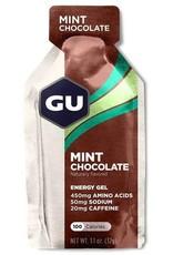 GU Energy Labs GU Energy Gel Mint Chocolate 1.1oz