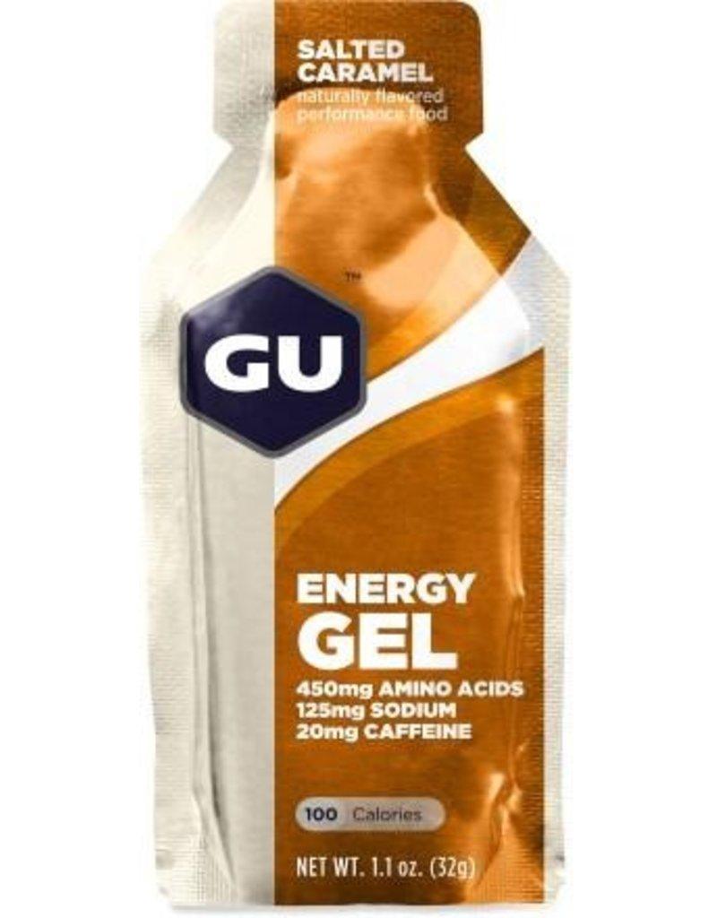 GU Energy Labs GU Energy Gel Salted Caramel 1.1oz
