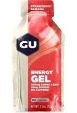 GU Energy Labs GU Energy Gel Strawberry Banana 1.1oz