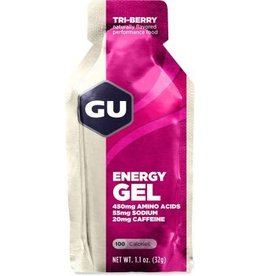GU Energy Labs GU Energy Gel Tri-Berry 1.1oz