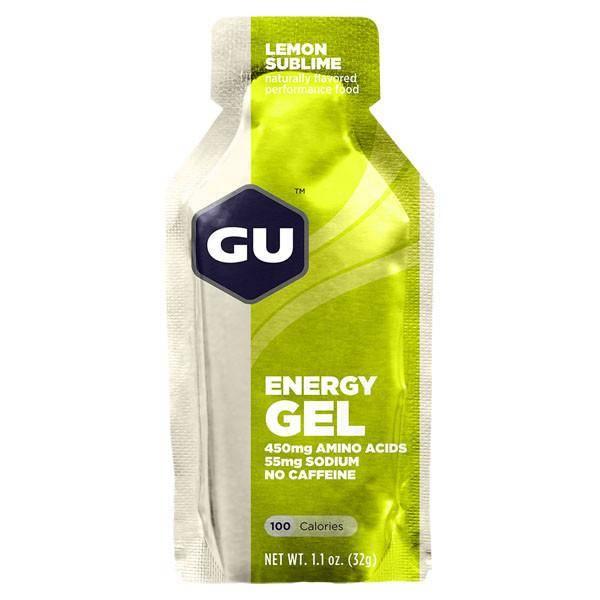 GU Energy Labs GU Energy Gel Lemon Sublime 1.1oz