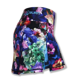 InknBurn INKnBURN Skirt -Flower Power