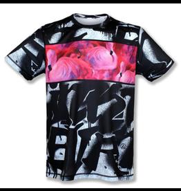 InknBurn INKnBURN Tech Tee (M) - Urban Flamingo