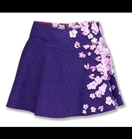 InknBurn INKnBURN Flare Skirt - Sakura