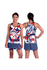 InknBurn INKnBURN Skirt - Liberty & Justice