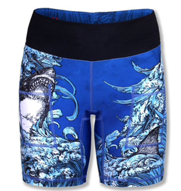 "InknBurn INKnBURN 6"" Short (W) - Shark"