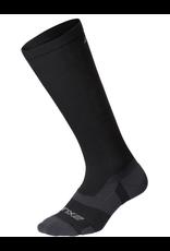 2XU North America 2XU Vectr Light Cushion Full Length Socks Unisex