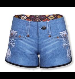 """InknBurn InB """"Boho Lace Shorts"""" (Waitlist)"""