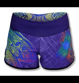 InknBurn INKnBURN Shorts (W)- Dragonfly (Size 12)